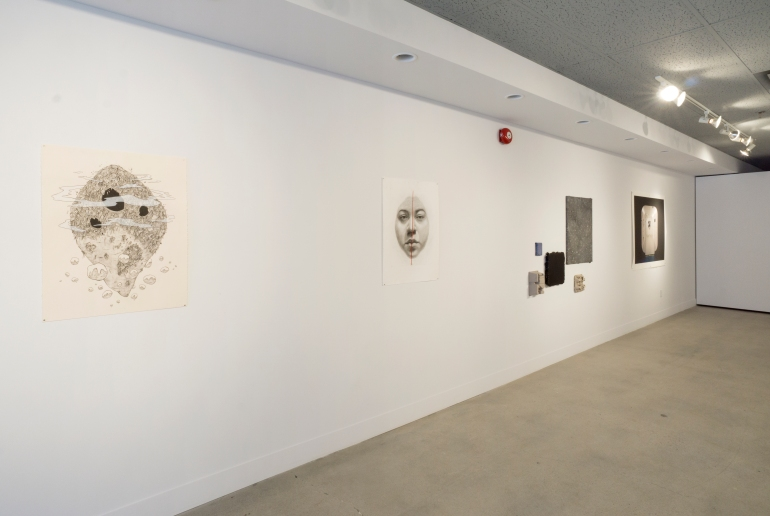 gallery interior space