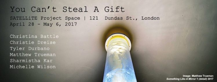 Satellite - you can't steal a gift-photo