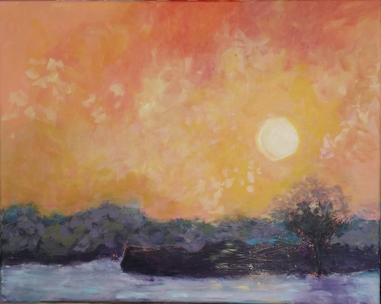 Red Sky 20x24 acr