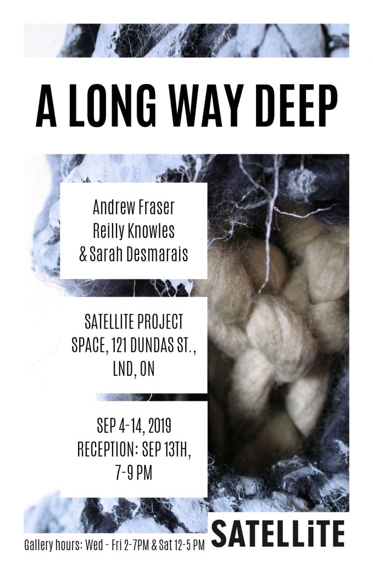 A Long Way Deep - Printable Poster